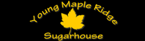 Young Maple Ridge Sugar House
